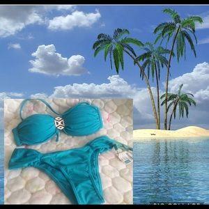 Brazilian Cut bright fun Bikini bathing suit